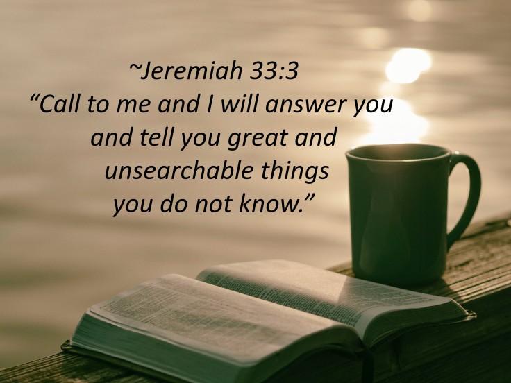jeremaih 333
